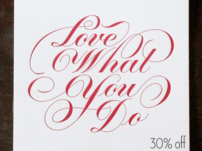 Cyber Monday sale lettering print typography
