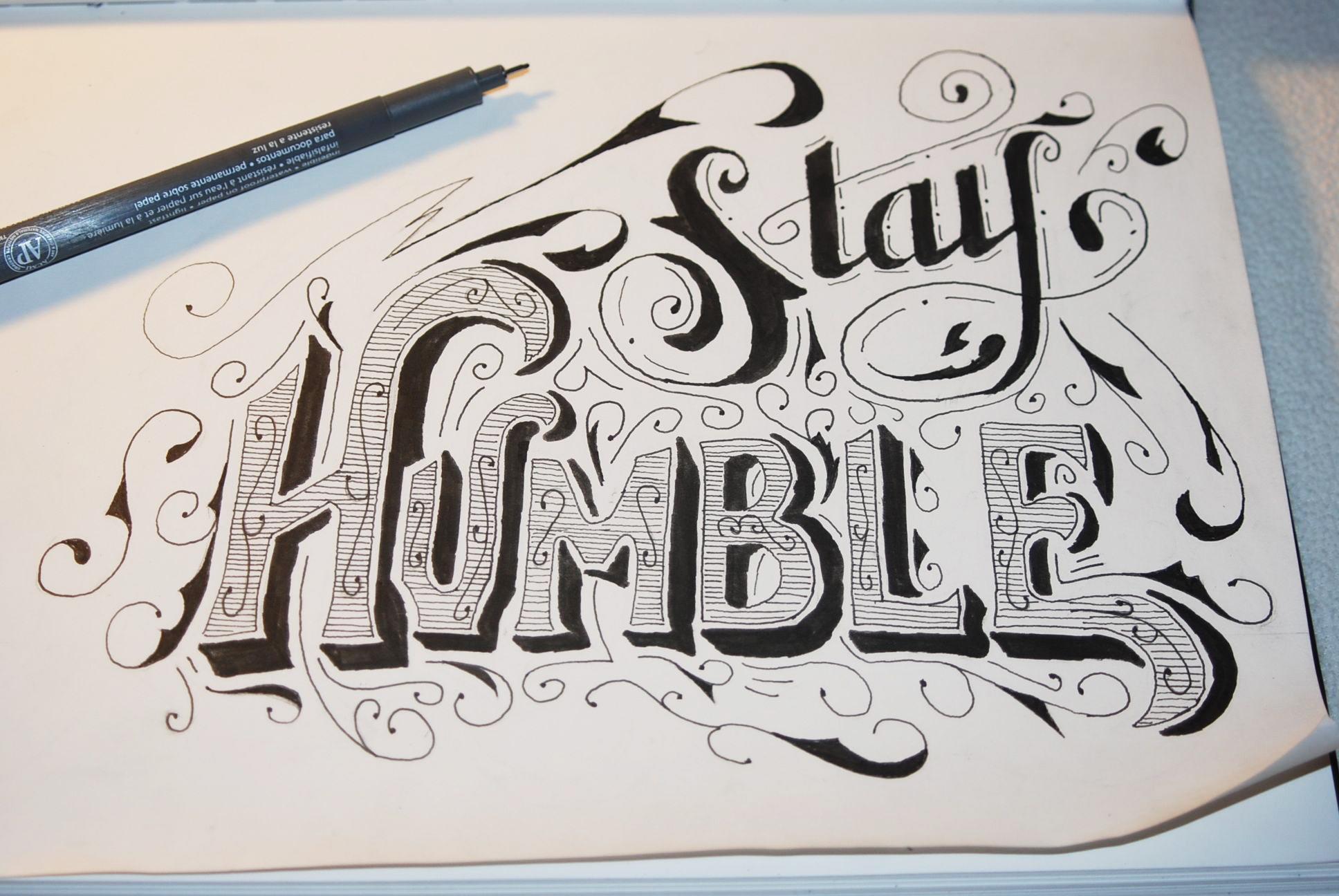 Stayhumblefull