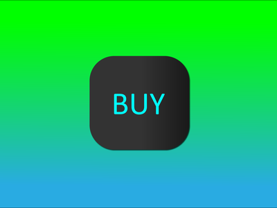 BUY ICON icon animation website web app minimal ui ux