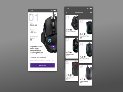 Product Page Practice