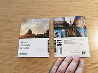 Venice Florence & Rome City Guide