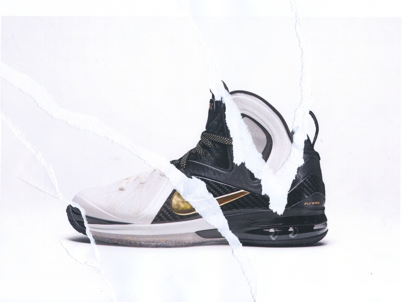Lebron 9 Collage collage sneakers sneaker