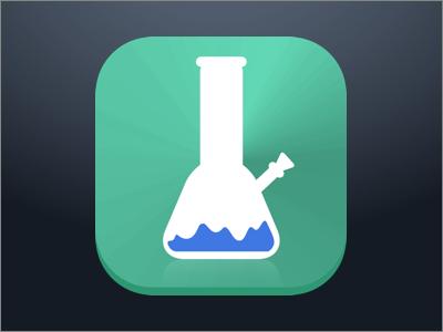 iOS icon for stealth MMJ dispensary app