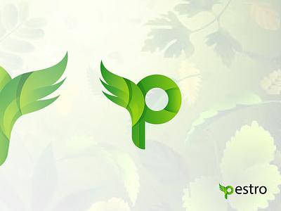 Pestro 3d branding motion graphics graphic design ui animation logo digitalart vector artwork illustration design abstractlogo graphicdesign brandingdesign 3dlogo colorgradient