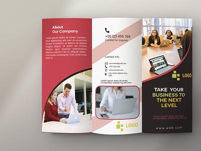 Tri-Fold Brochure Design business brochure corporate brochure design brochure design template trifold trifold brochure brochuredesign brochure