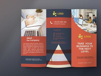Tri-fold Brochure modern brochure corporate brochure new brochure brochure template brochure design trifold trifold brochure brochure