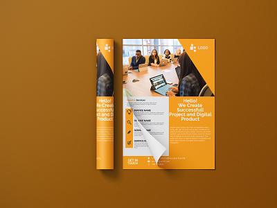 Corporate Flyer Design marketing design corporate flyer flyer