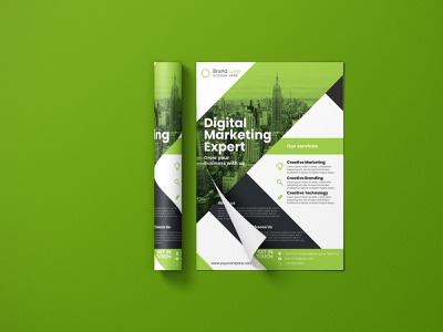 Corporate Flyer Design flyer