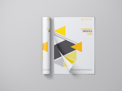 Company Profile Design creative new minimalist colorfull clean flyer modern flyer a4 flyer creative flyer professional flyer illustration flyer design flyer template business flyer corporate flyer banner poster flyer profile company profile company profile design