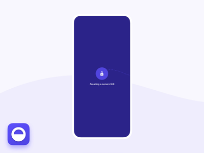✨ Updated magic link journey figma protopie animation flow login sign up fintech application iphone design app ui ios