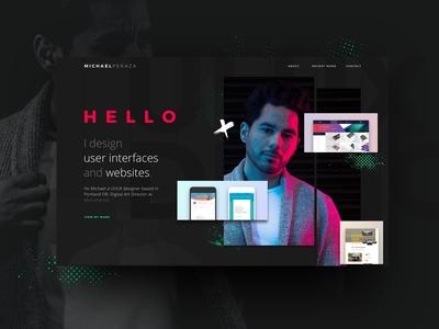 Personal Website Rebrand