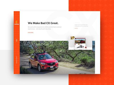 Copious Website Redesign rebrand web webdesign ux ui e-commerce ecommerce responsive website