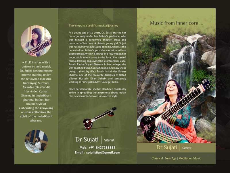 Dr Sujati Profile Brochure by Ayushmaan Designs | Dribbble | Dribbble