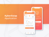 KyberSwap Mobile Application