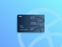 Card dribbble