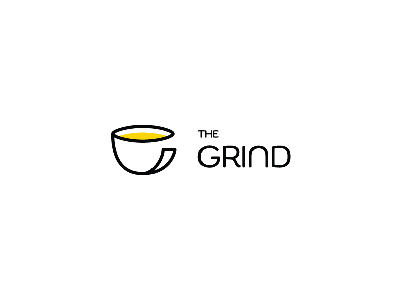 The Grind thirty logos thirtylogos logotype graphic design design branding thirtydays logo