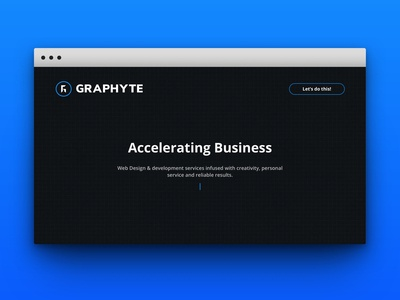 Graphyte Site Launch