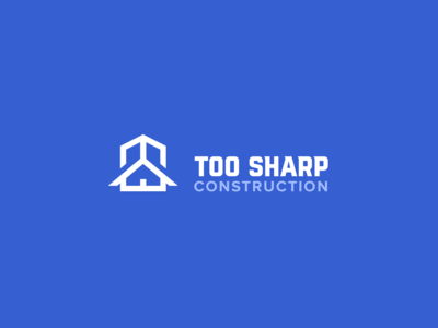 Too Sharp Brand Identity