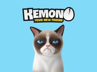 Kemono app ios iphone pet tamagotchi ai kemono game ar