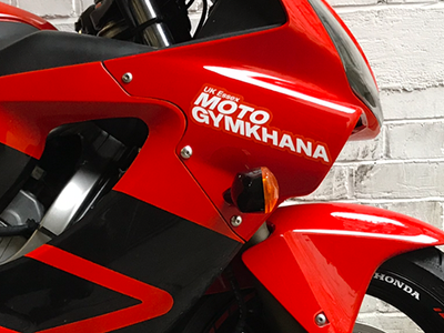 Motogymkhana essex uk motogygkhana logo type weird moto reversed