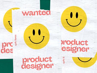 Syft is hiring! permanent office london job ux ui product designer hiring hire