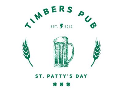 St Patty's Day - Pub T-Shirt
