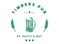 St Patty's Day - Pub T-Shirt