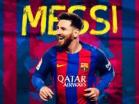 Lionel Messi - Illustration