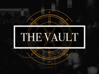 The Vault - Logo Design
