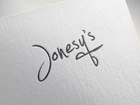 Jonesy's Logo