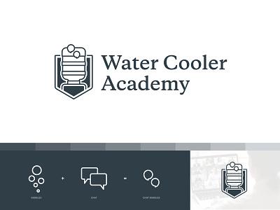 TMI Dribbble Watercooler 1 logo design internal project vector design branding logo