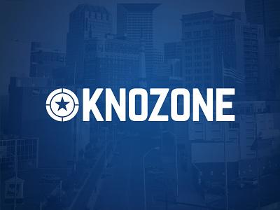 Knozone Logo logo indianapolis campaign clean air logotype