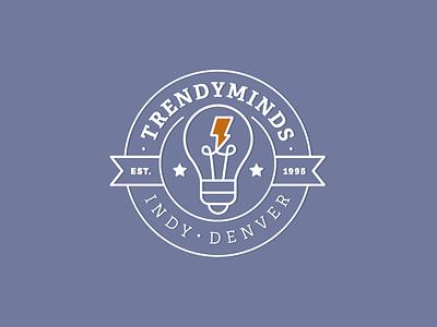 TrendyTee illustration tee light bulb shirt lightning bolt lightning bolt apparel tshirt