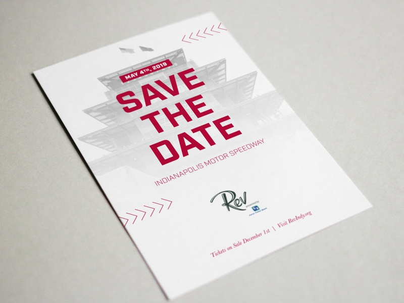 Rev Save the Date