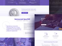 specPZP landing page — sneak peek