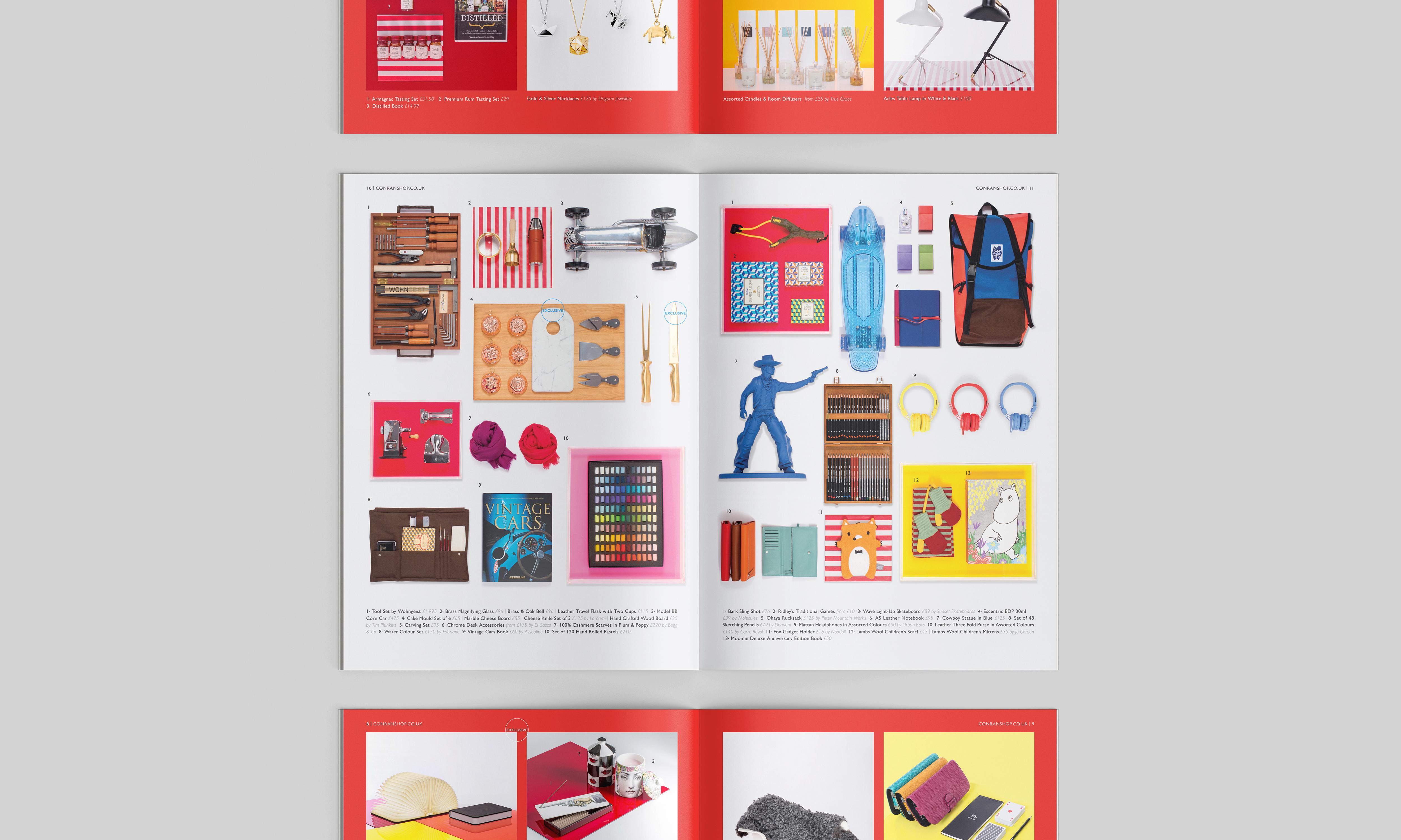 Jamie Fox Projects The Conran Shop Dribbble