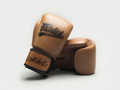 Fighters Universe Gloves Retouch