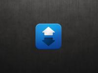 iOS App Icon Design: Upvote