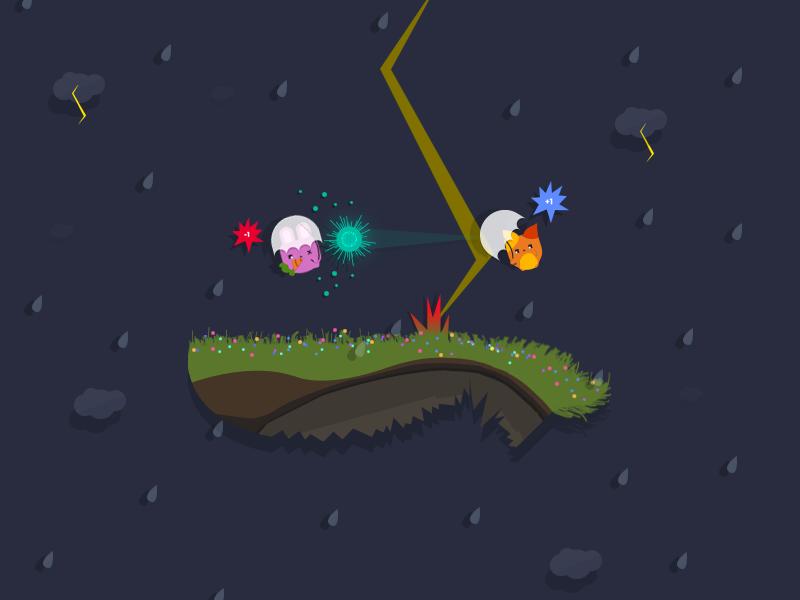 MiniSmash game design game development game vector art pixel art design development