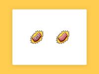 Twitch - Bacon emotes