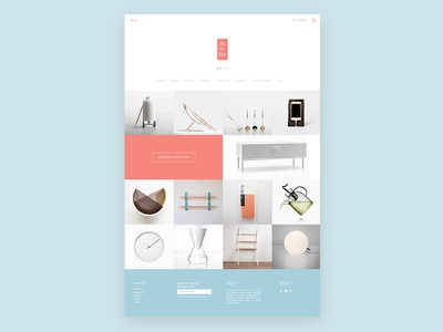 Design store concept