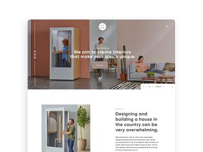 Room, Unique Spaces minimal