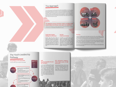 Youth Leadership program brochure