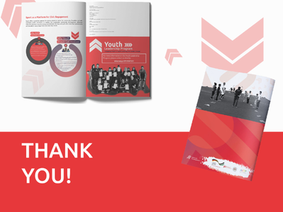 Youth Leadership program brochure