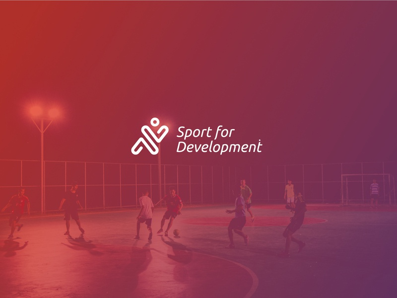 GIZ - Sport For Development logo and Visual Brand by
