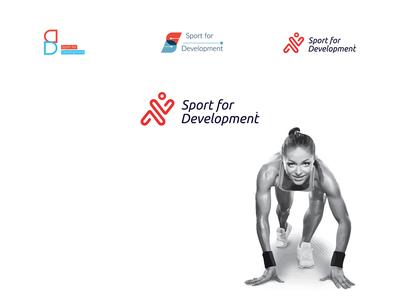 GIZ - Sport for Development logo and Visual Brand - Logo Options