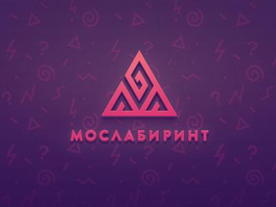 maze  logotype logo maze