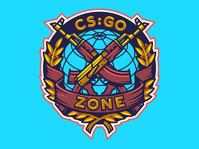 CS:GO kalashnikov ak-47 ussr gold russia vodka weapon gun blue assault shot ak47