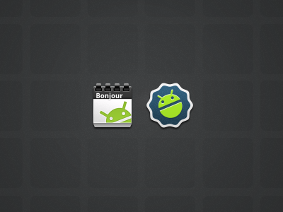 Android Launch Icons
