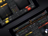 Cross DJ for iPad